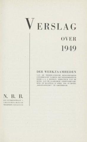 Jaarverslagen 1949-02-01