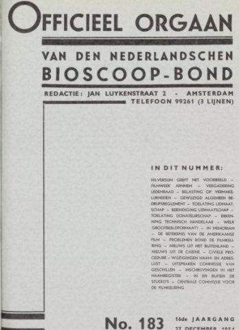 Officieel Orgaan 1954-12-27