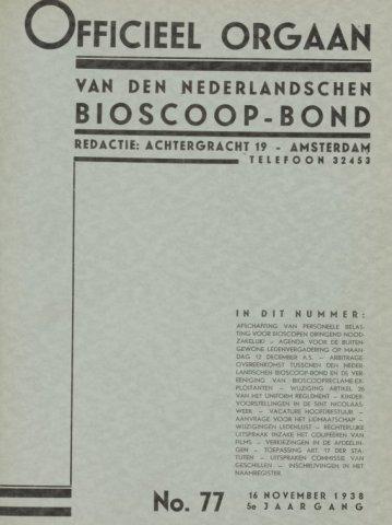 Officieel Orgaan 1938-11-16