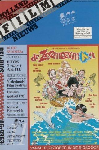 Holland Film Nieuws 1996-09-01