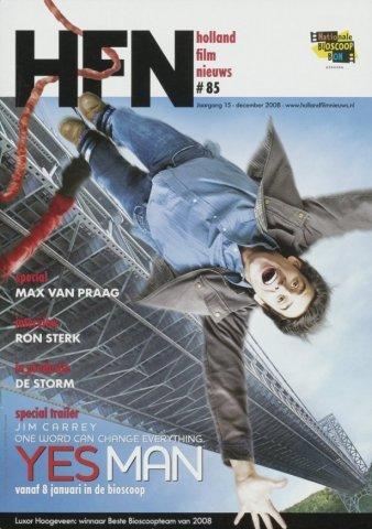 Holland Film Nieuws 2008-12-01