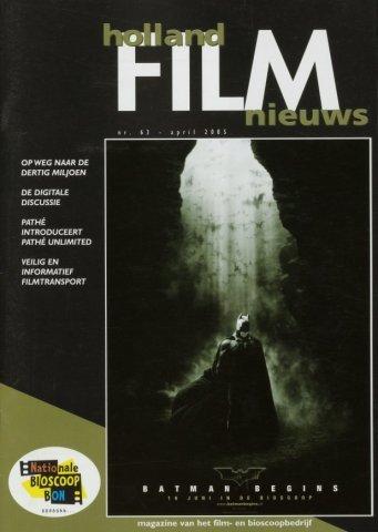 Holland Film Nieuws 2005-04-01