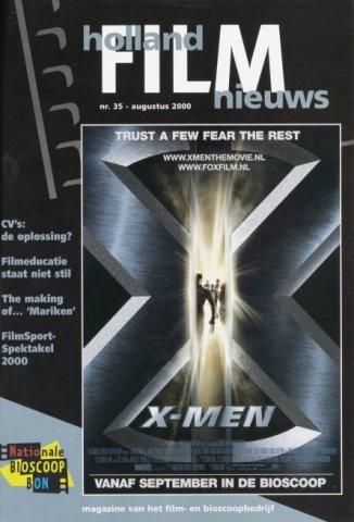 Holland Film Nieuws 2000-08-01