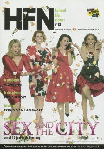 Holland Film Nieuws 2008-04-01
