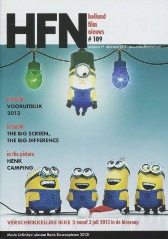 Holland Film Nieuws 2012-12-01