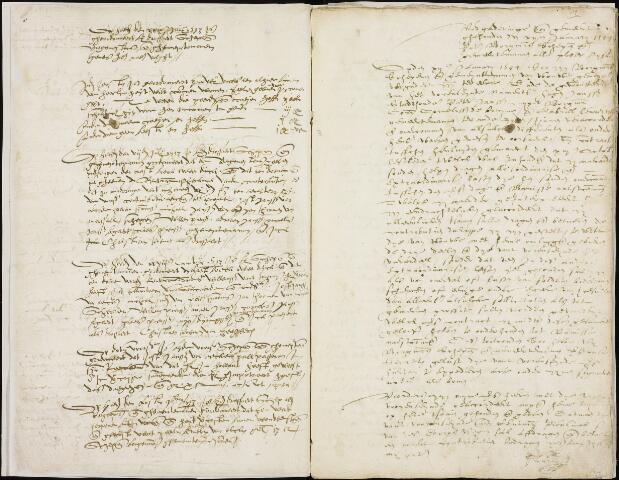 Wouw: Registers van resoluties, 1593-1811 1594