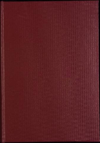 Roosendaal: Notulen gemeenteraad, 1916-1999 1985