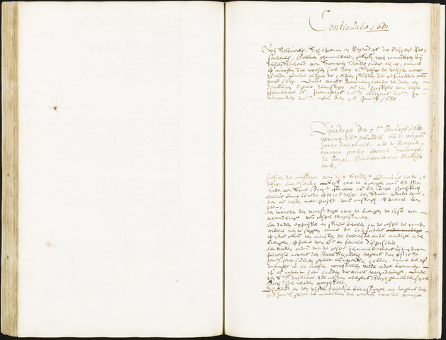 Roosendaal: Registers van resoluties, 1671-1673, 1675, 1677-1795 1681