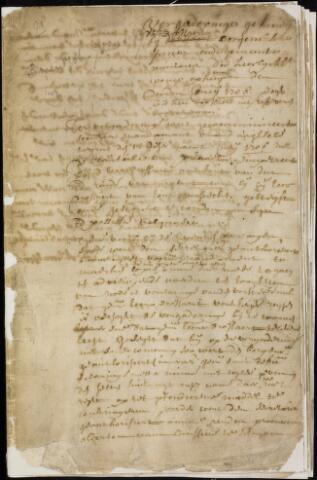 Wouw: Registers van resoluties, 1593-1811 1706