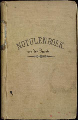 Roosendaal: Notulen gemeenteraad, 1851-1917 1902