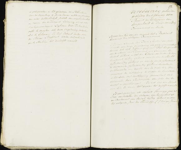 Roosendaal: Registers van resoluties, 20 juli 1794 - 22 juni 1811 1800