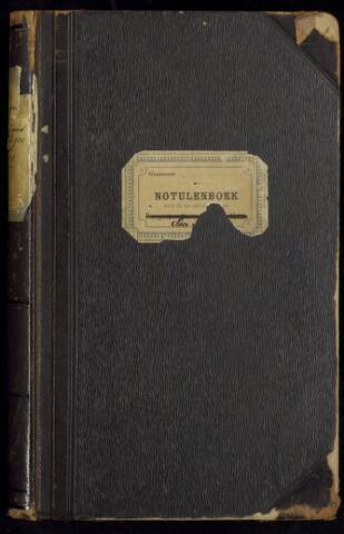 Roosendaal: Notulen gemeenteraad, 1851-1917 1900