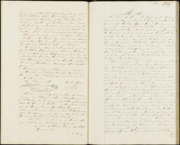 Roosendaal: Notulen gemeenteraad, 1851-1917 1858
