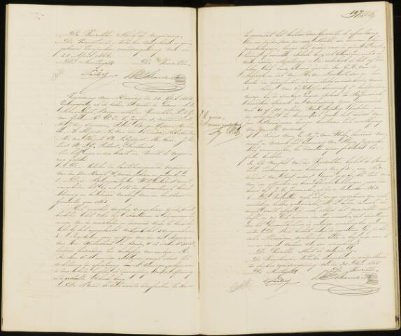 Roosendaal: Notulen gemeenteraad, 1851-1917 1864