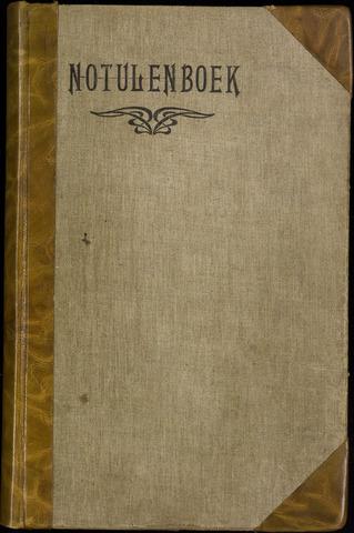 Roosendaal: Besluiten, gemeenteraad 1903-1916 1903