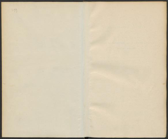 Woensdrecht: Notulen gemeenteraad, 1922-1996 1933-01-01