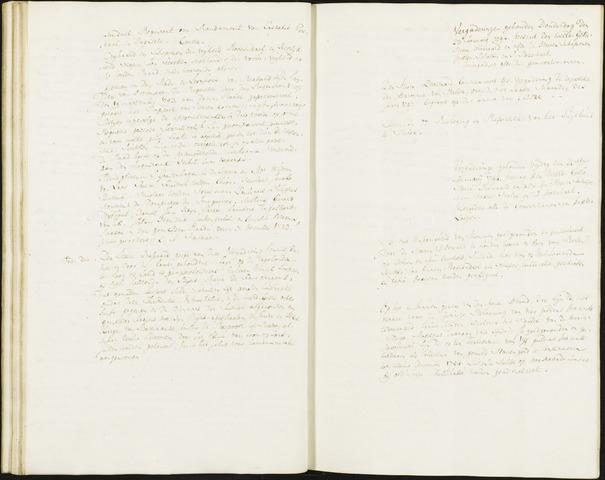 Roosendaal: Registers van resoluties, 1671-1673, 1675, 1677-1795 1794