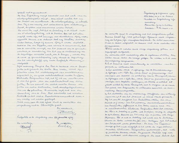 Wouw: Notulen gemeenteraad, 1813-1996 1969