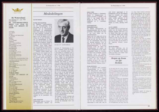 De Waterschans 1994-06-01