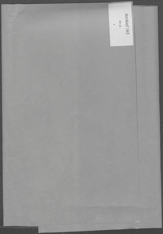 Etten-Leur: Notulen gemeenteraad, 1936-1979 1957-01-01
