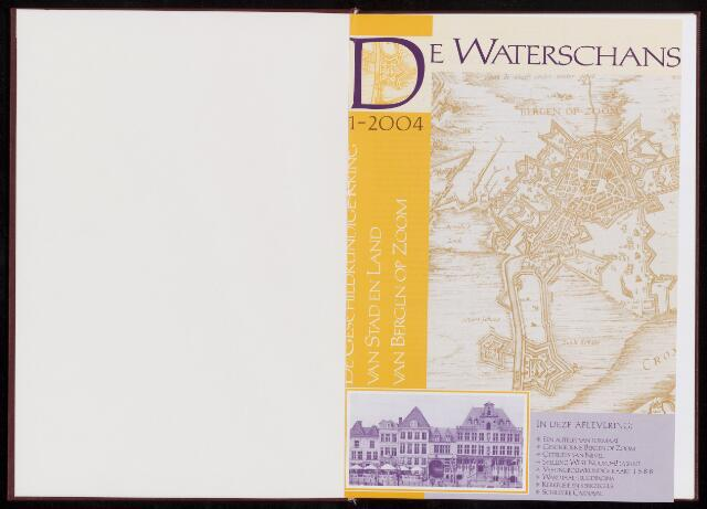 De Waterschans 2004-03-01