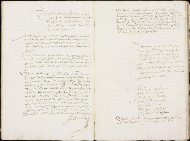 Wouw: Registers van resoluties, 1593-1811 1640