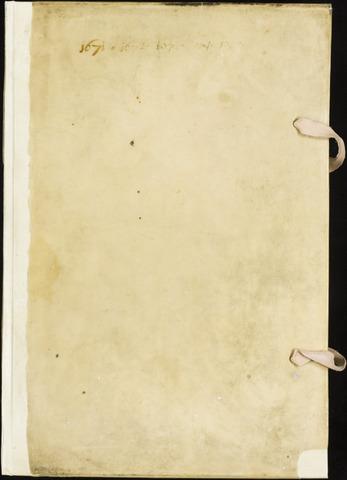 Roosendaal: Registers van resoluties, 1671-1673, 1675, 1677-1795 1671