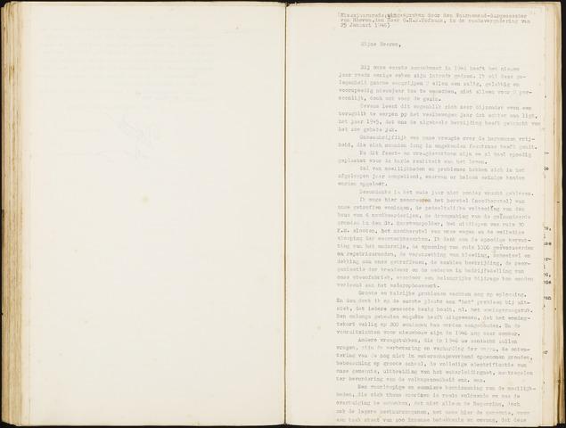 Hoeven: Notulen gemeenteraad, 1928-1996 1946-01-01