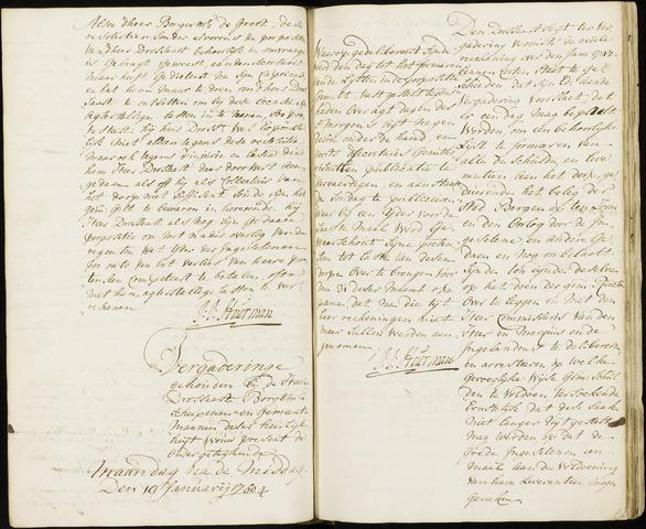 Wouw: Registers van resoluties, 1593-1811 1750