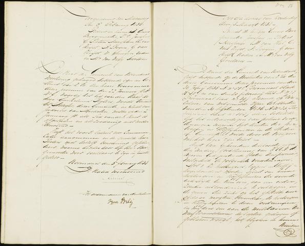 Roosendaal: Notulen, 1830-1851 1838