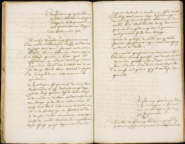 Wouw: Registers van resoluties, 1593-1811 1716