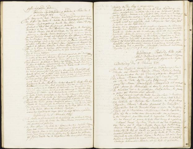 Roosendaal: Registers van resoluties, 1671-1673, 1675, 1677-1795 1770