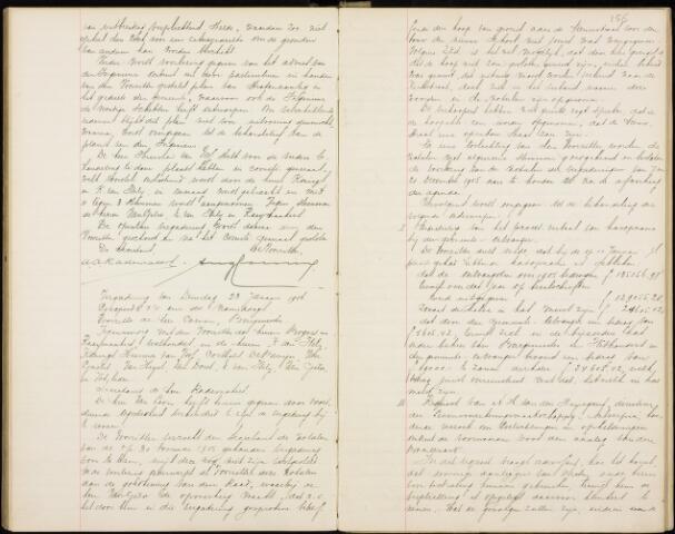 Roosendaal: Notulen gemeenteraad, 1851-1917 1906