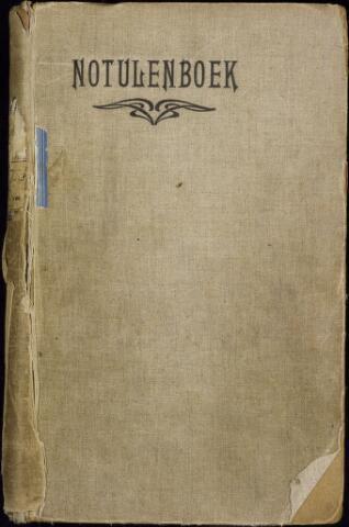 Roosendaal: Notulen gemeenteraad, 1851-1917 1904