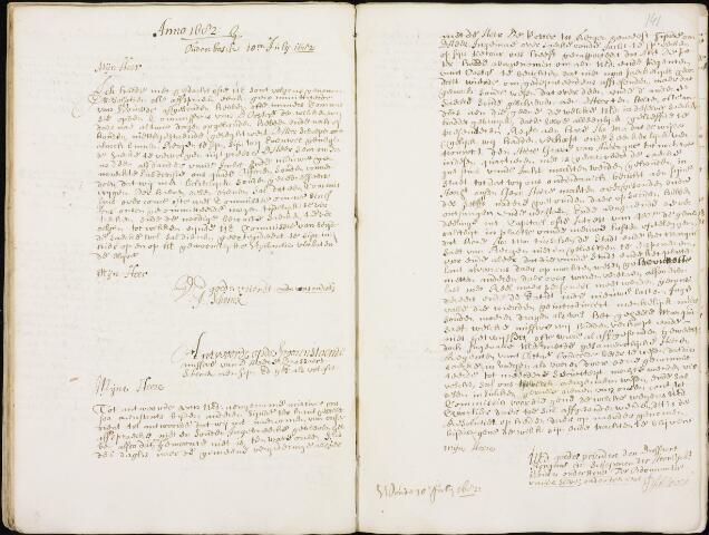 Wouw: Registers van resoluties, 1593-1811 1682