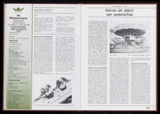 De Waterschans 1991-12-01