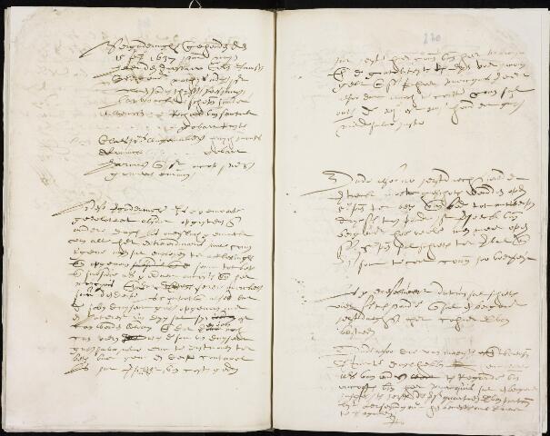 Wouw: Registers van resoluties, 1593-1811 1637