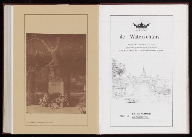 De Waterschans 1984-10-01