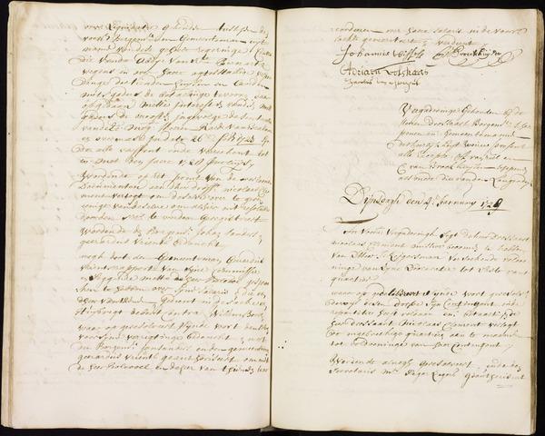 Wouw: Registers van resoluties, 1593-1811 1729