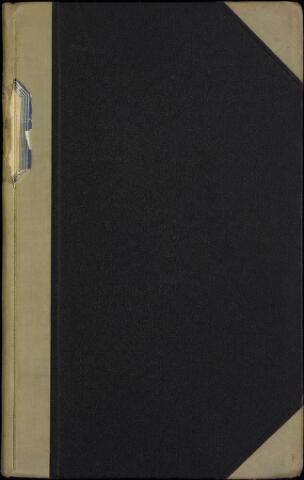Roosendaal: Alfabetische index, gemeenteraadsnotulen, 1903-1911 1904