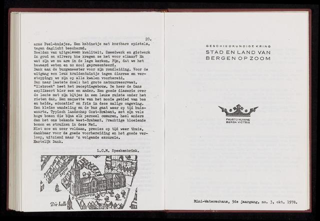 De Waterschans 1978-10-01