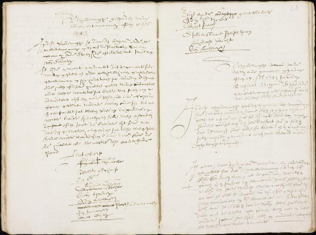 Wouw: Registers van resoluties, 1593-1811 1643
