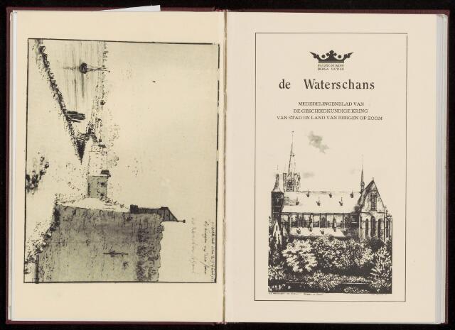 De Waterschans 1983-12-01