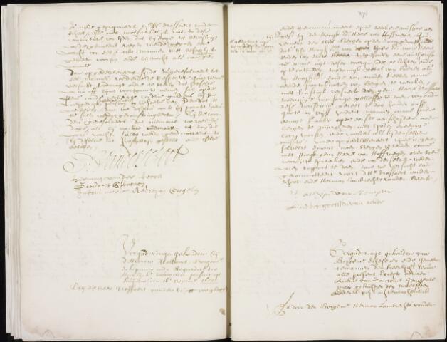Wouw: Registers van resoluties, 1593-1811 1689
