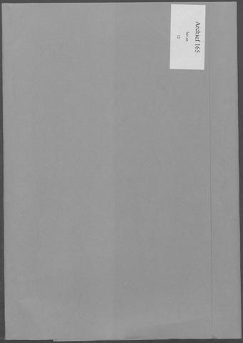 Etten-Leur: Notulen gemeenteraad, 1936-1979 1963-01-01