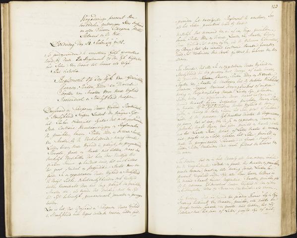 Roosendaal: Registers van resoluties, 1671-1673, 1675, 1677-1795 1782