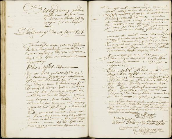 Wouw: Registers van resoluties, 1593-1811 1751