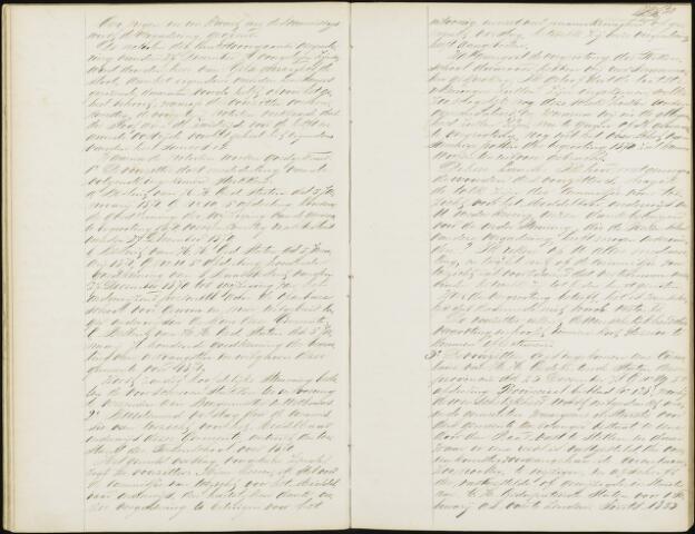 Roosendaal: Notulen gemeenteraad, 1851-1917 1871
