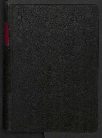 Huijbergen: Notulen gemeenteraad 1935-1996 1971-01-01