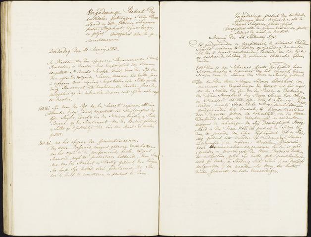 Roosendaal: Registers van resoluties, 1671-1673, 1675, 1677-1795 1773
